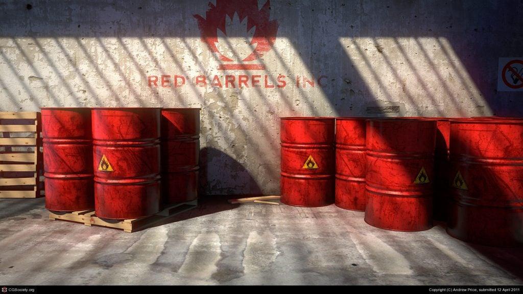 red-barrels