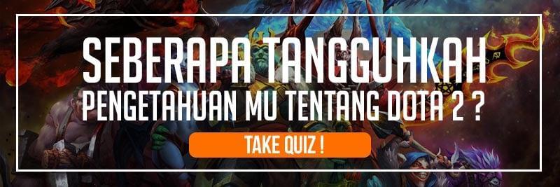 Dota 2 Quiz by Gamebrott.com