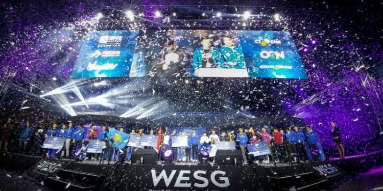 WESG APAC Final 2016