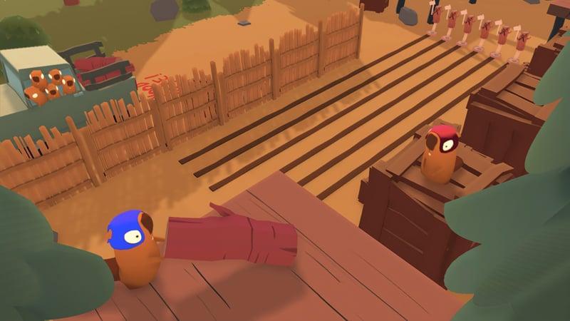 Beaver Be Dammed Gameplay