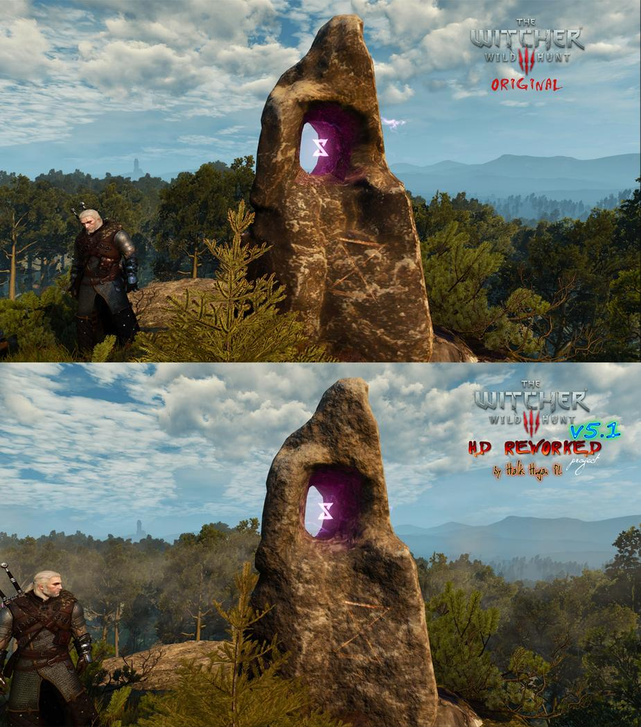 The Witcher 3 Reworked 2