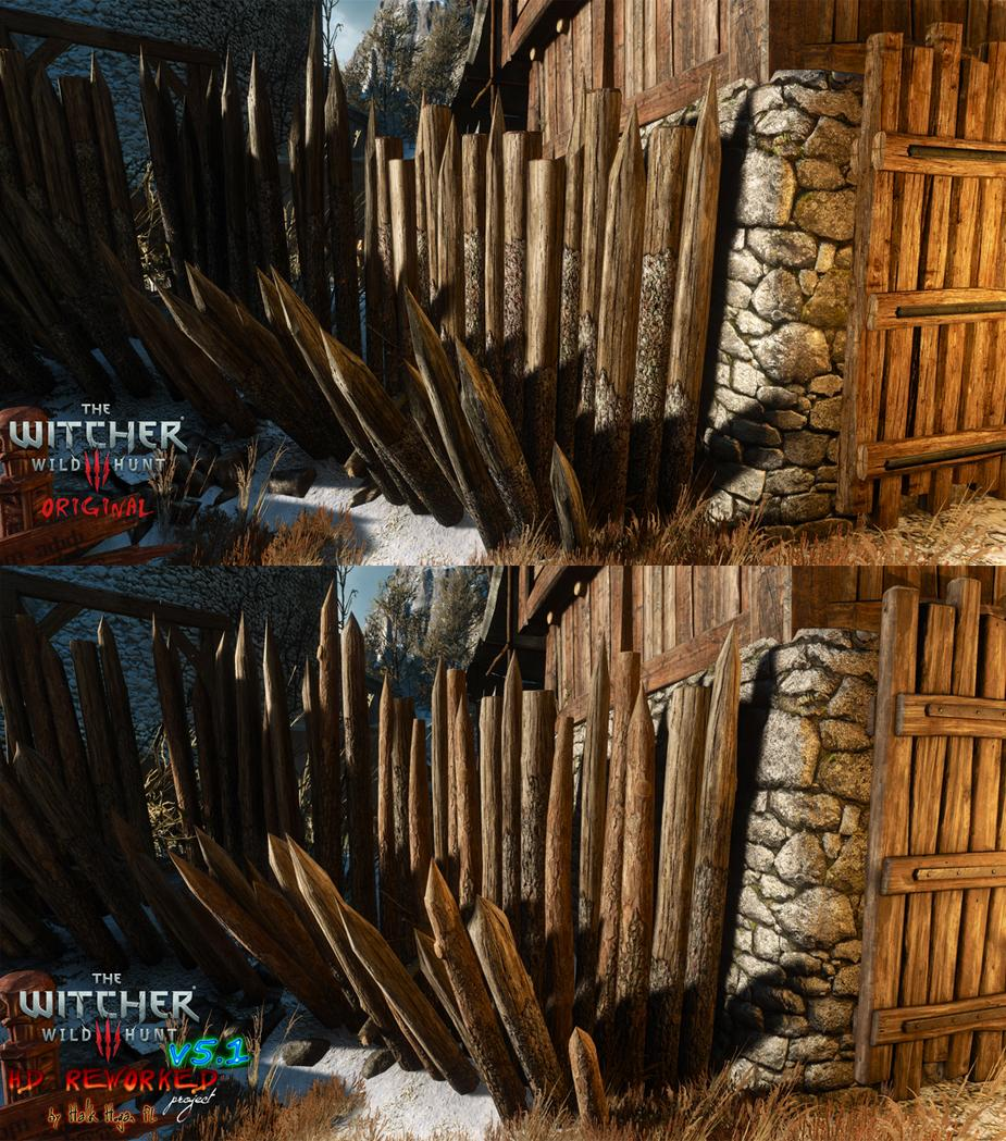 The Witcher 3 Reworked 3