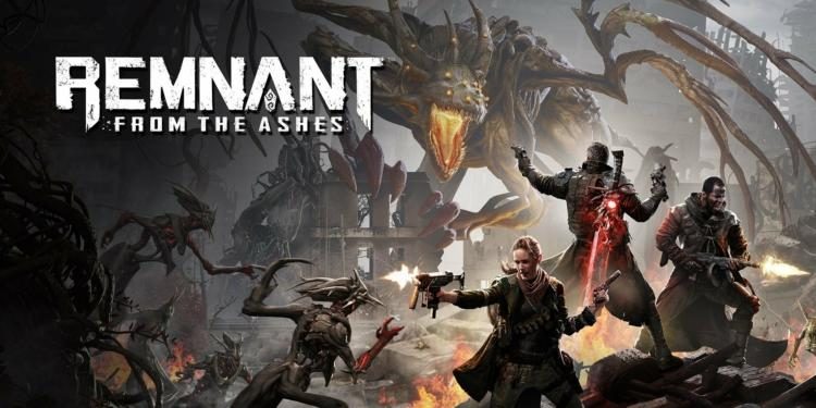 Game co-op Remnant: from the ashes