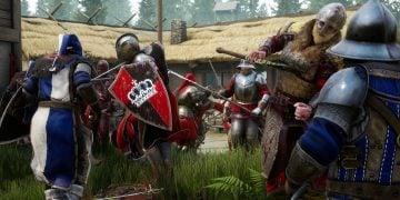 Mordhau, game mulriplayer perang