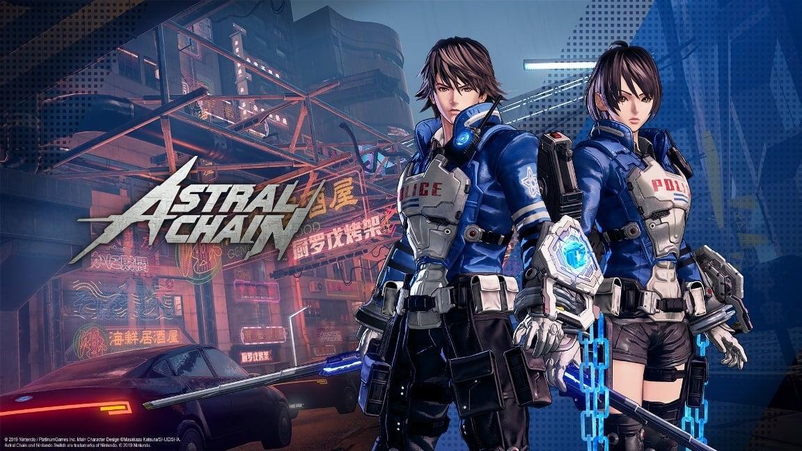 Dikritik karena Tak Rilis di PS4, Director Astral Chain Kesal dengan  Mentalitas Seperti Itu - Gamebrott.com