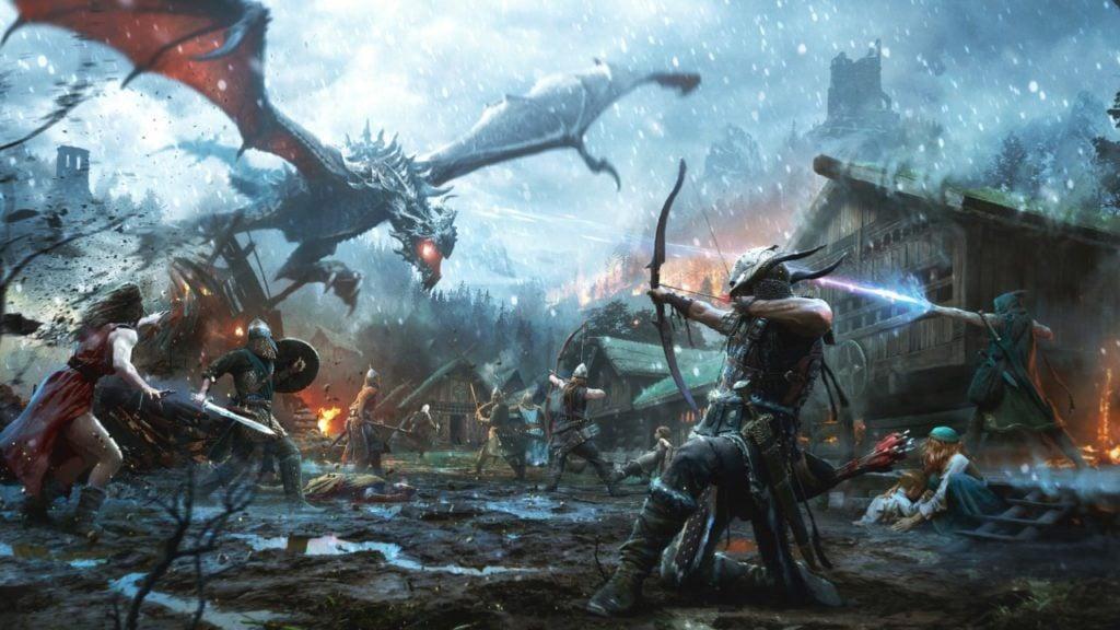 The Elder Scrolls V: Skyrim Game yang Membuat Diri Ini Mendapat Gelar No  Life - Gamebrott.com