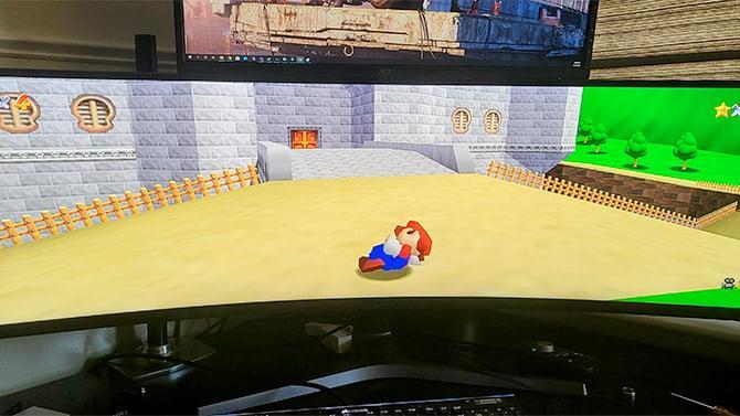 Fans Diam Diam Rilis Port Pc Super Mario 64 Tanpa Emulator