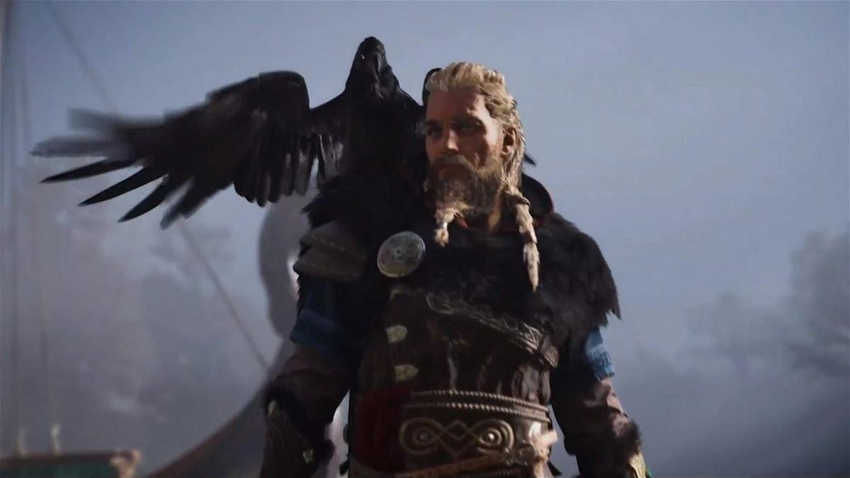 Assassin Creed Valhalla Gameplay Ps4