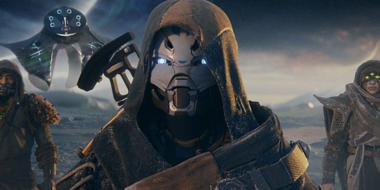 Destiny 2 Beyond Light Cinematic Drifter Stranger Eris