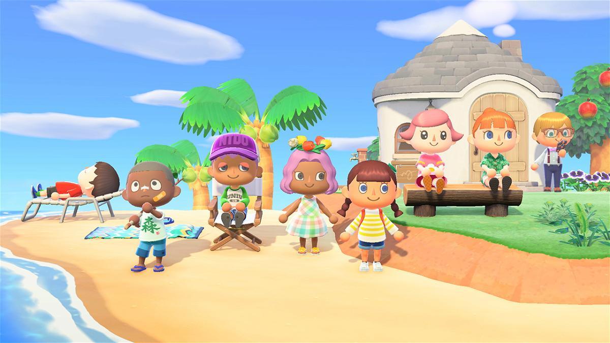Animal Crossing New Horizons Switch Screenshot06