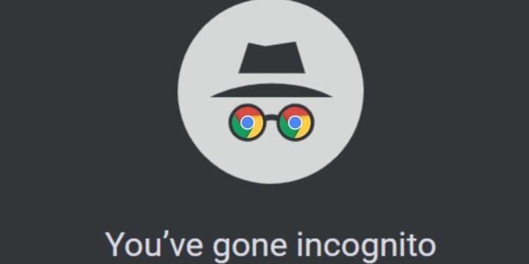 Incognito Chrome
