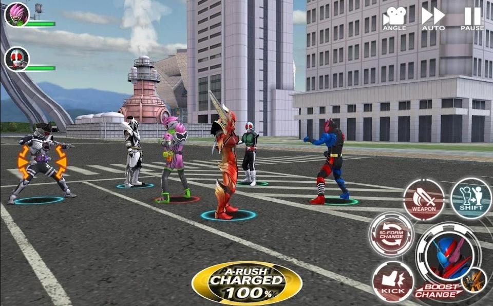 Kamen Rider City Wars2