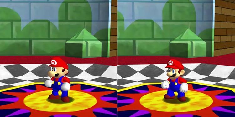 Super Mario 64 Pc Port Hd Unreal