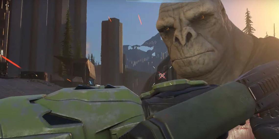 Halo Infinite Brute Community Director News