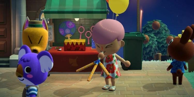 1596501044 Animal Crossing New Horizons Tweeter