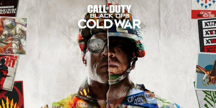 Cod Black Ops Cold War Cover
