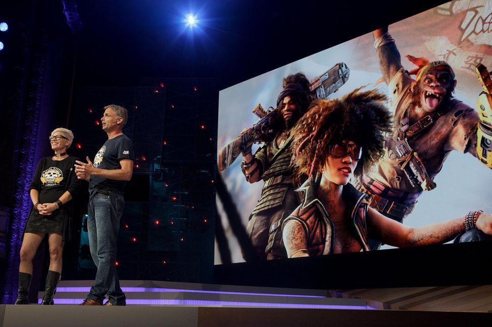 1337580 Ubisoft Entertainment Sa Event Ahead Of 2017 E3 Electronic Entertainment Expo