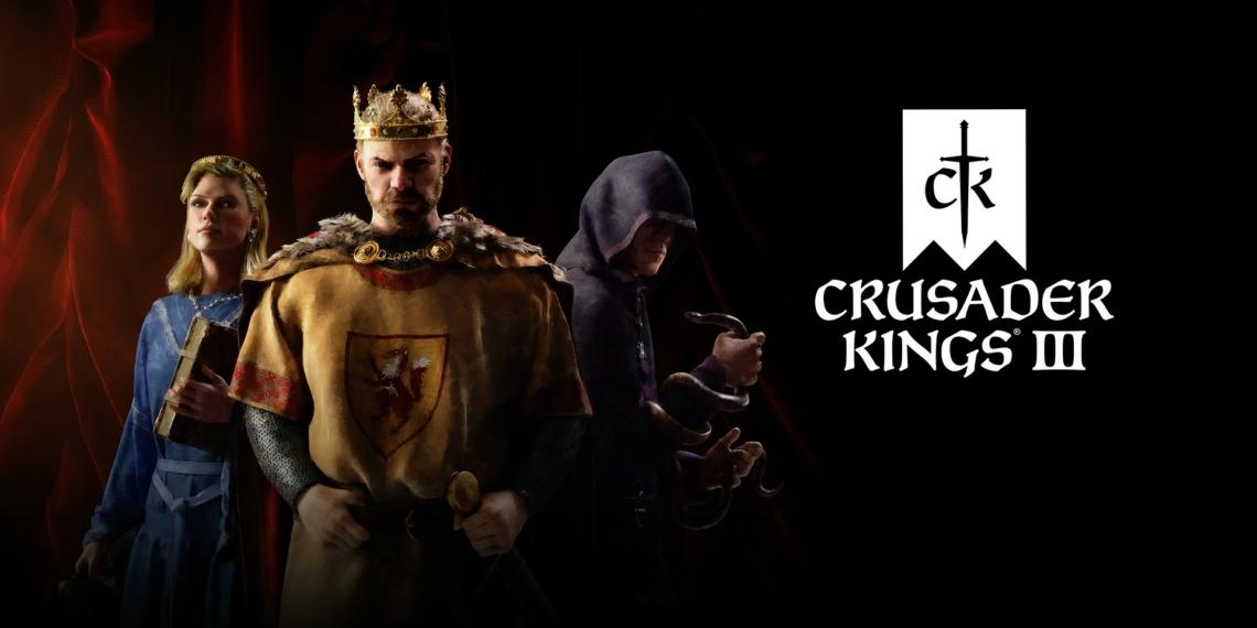 Crusader Kings 3 Main