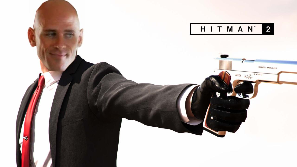 Hitman2 Johnny