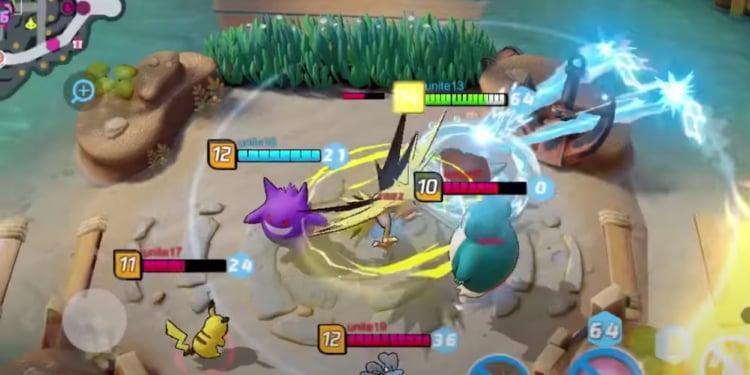 062520 Pokemon Unite Trailer