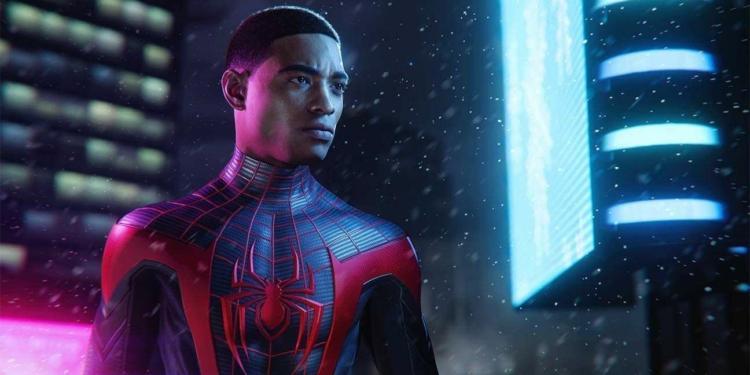 Spider Man Miles