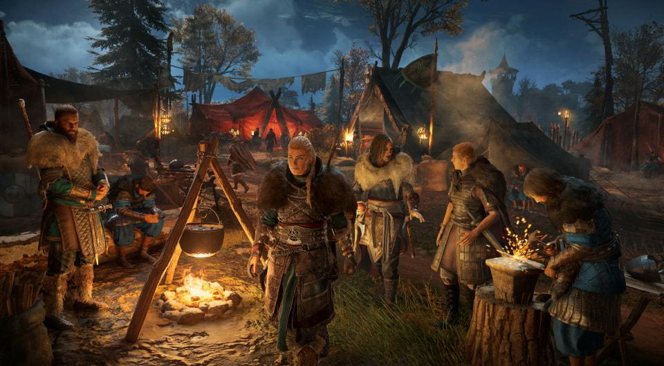 New Trailer And Screens Of Assassin S Creed Valhalla 21886