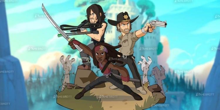Walking Dead X Brawlhalla