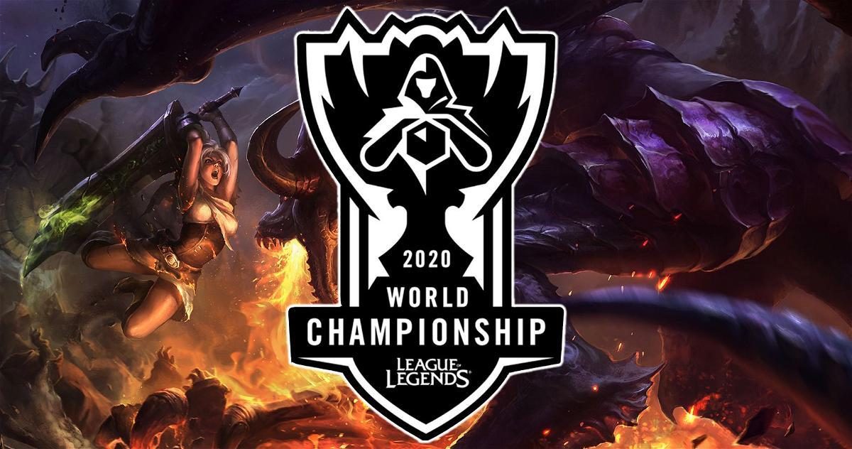 League Of Legends World Championship 2020 1