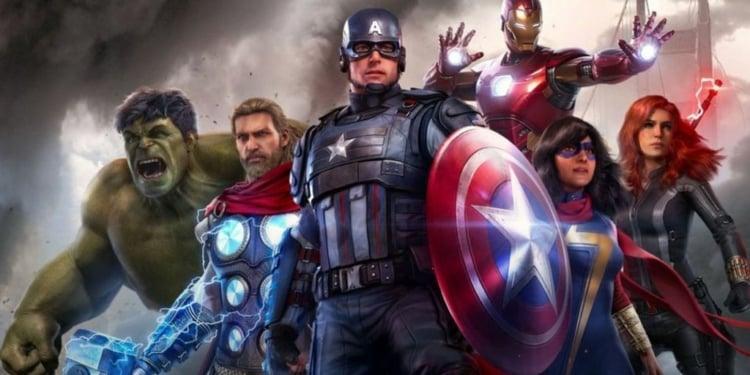 Marvel Avengers Comeback