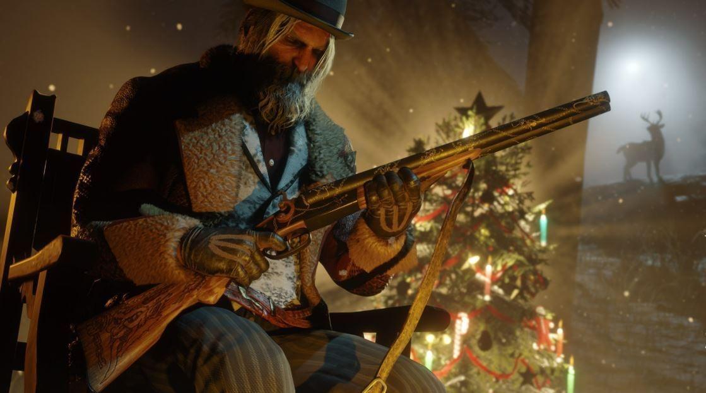Red Dead Online Recompensas Evento Navidad 2020 1