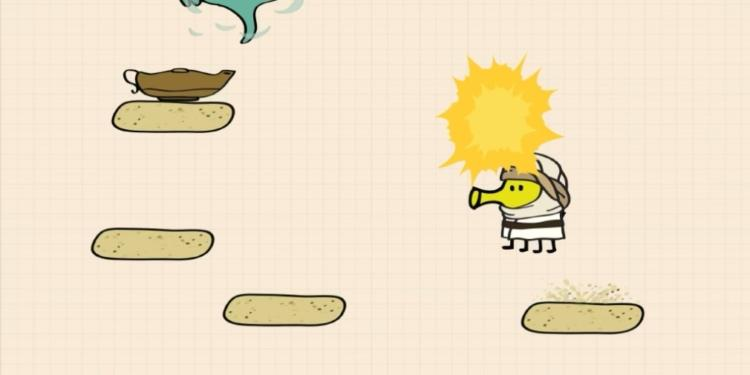 Doodle Jump 2 Ios Gameplay 1