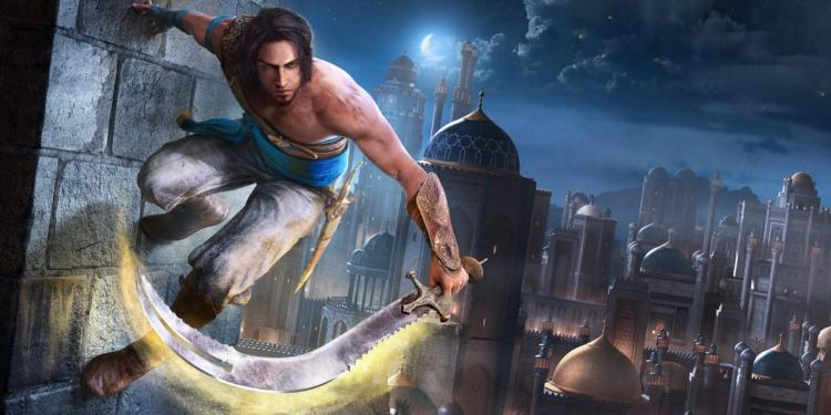 Prince Of Persia The Sands Of Time Remake Interview