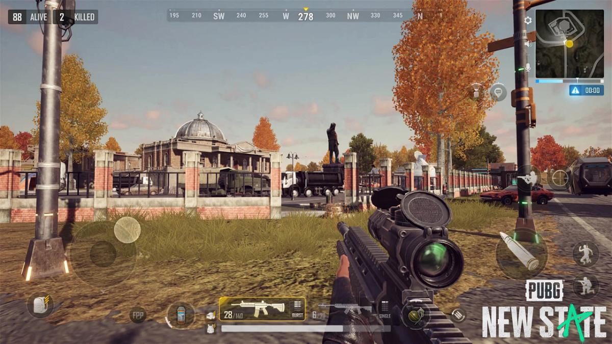 Pubg New State Screenshot 1
