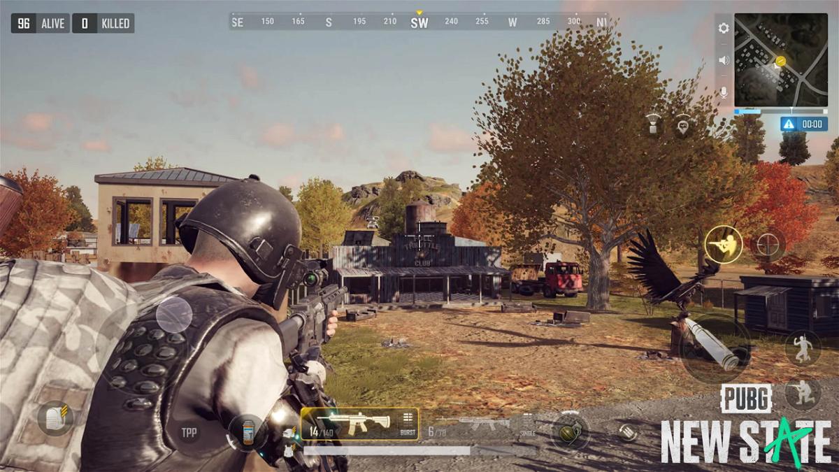 Pubg New State Screenshot 2