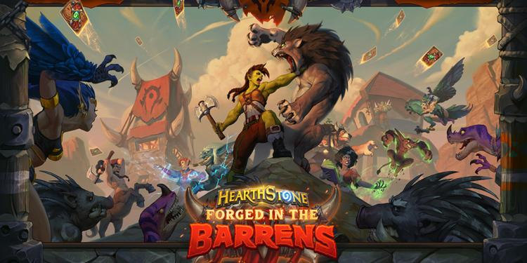 Musim Card Reveal Forged In The Barrens