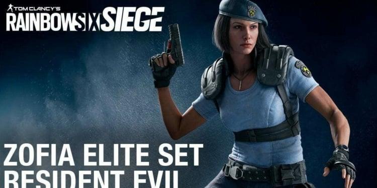 Rainbow Six Siege Resident Evil