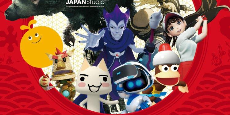 Sony Japan Studio E1614275123338