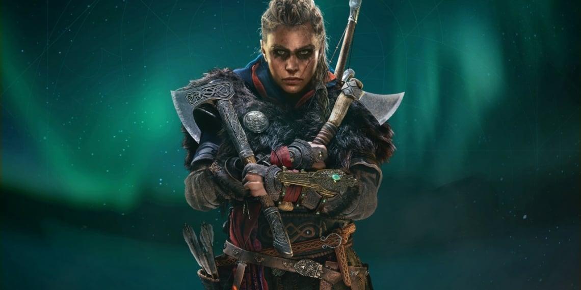 Female Eivor Assassins Creed Valhalla Hd 1280x720