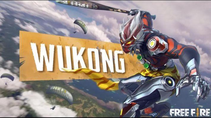 Free Fire Karakter Wukong