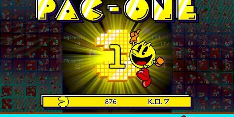 Pac-Man 99 Ulang Tahun