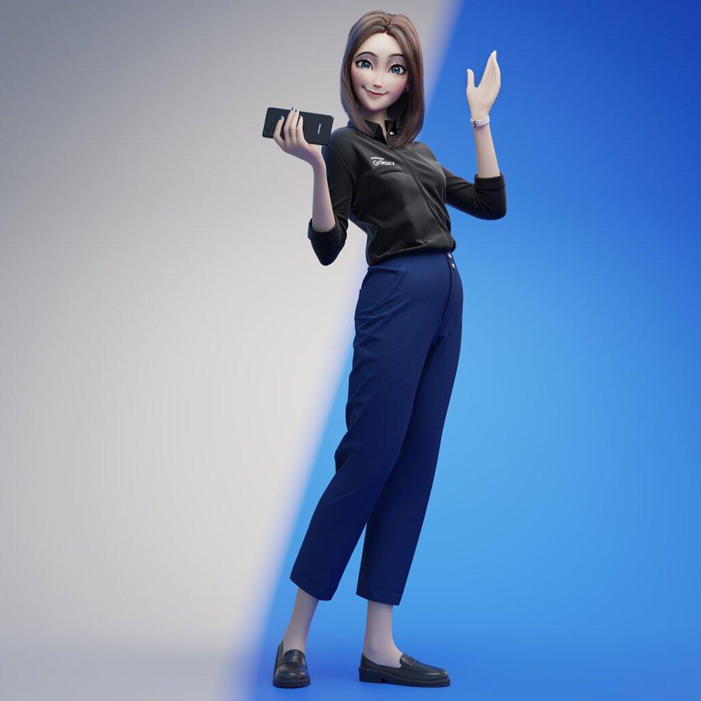 Sam Virtual Assistant 2