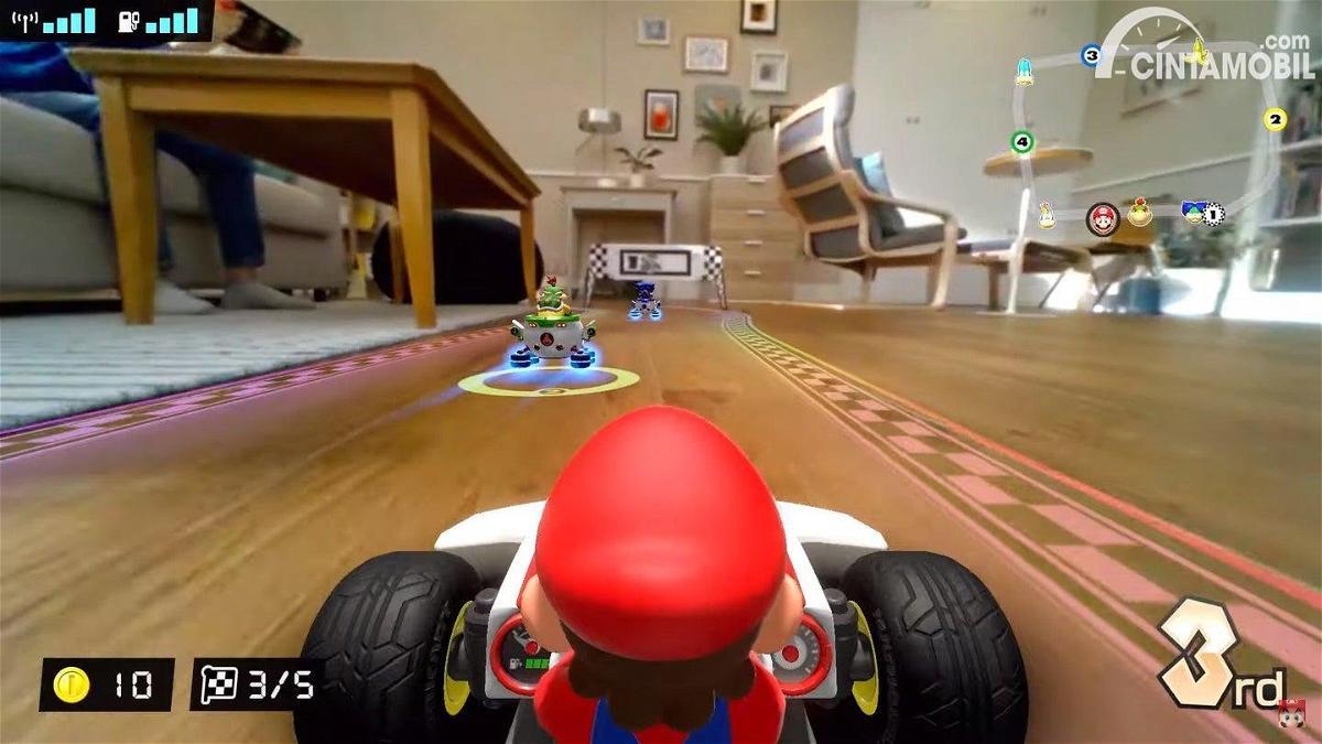 Game Mario Kart Cda5
