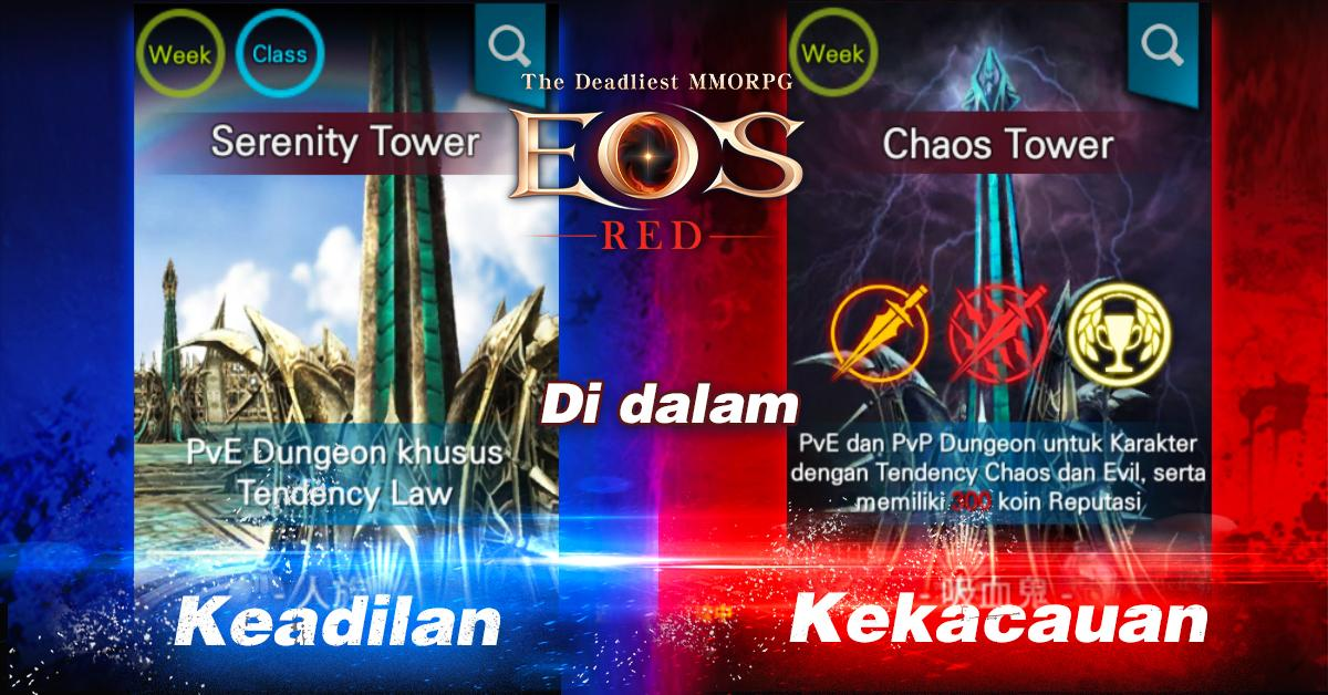 Dungeon EOS Red