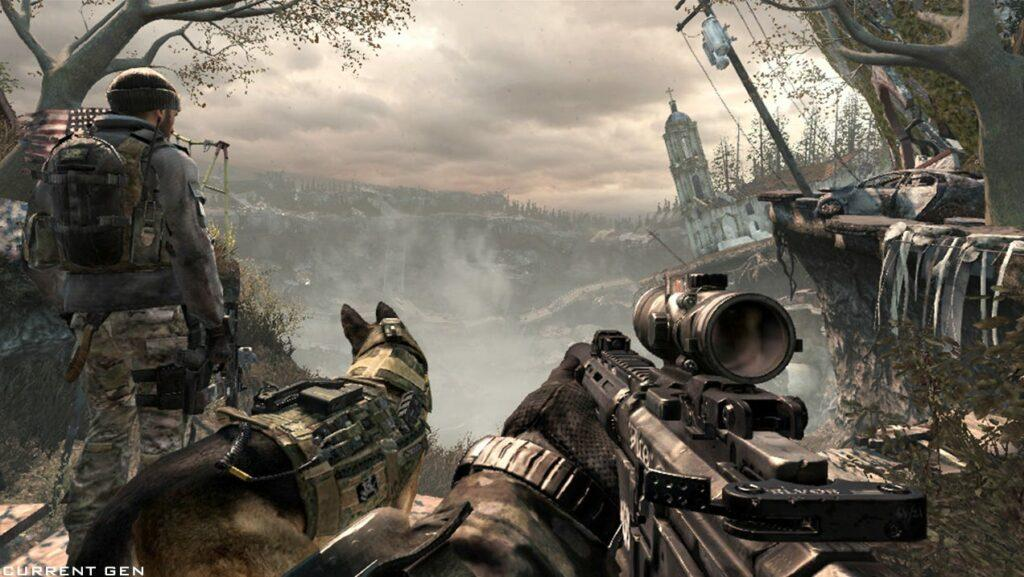 1383604094000 Cod Ghosts Homecoming Current Gen