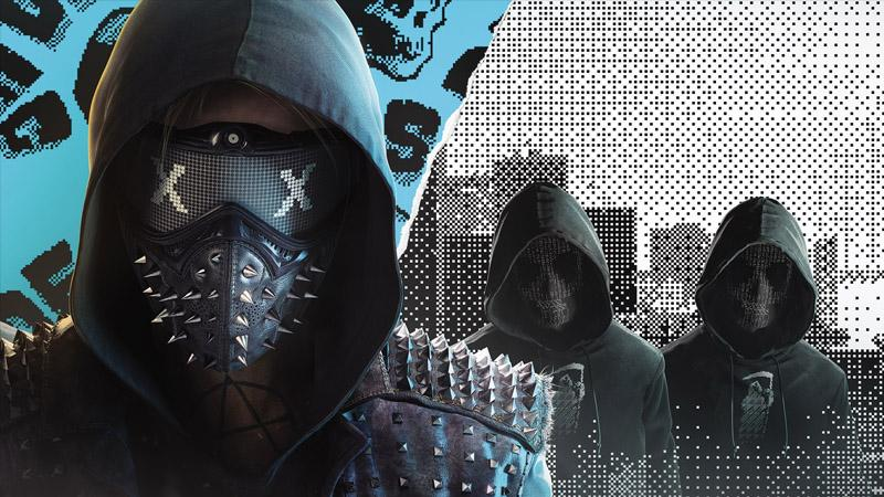 18 Watch Dogs 2
