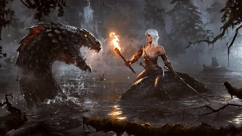 20 The Witcher 3 Wild Hunt