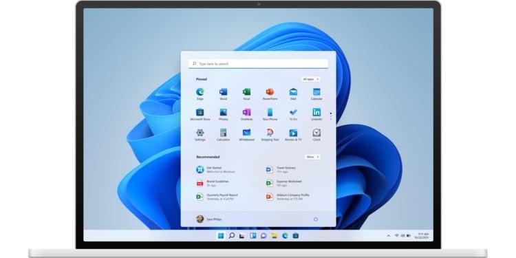 Windows 11 Program