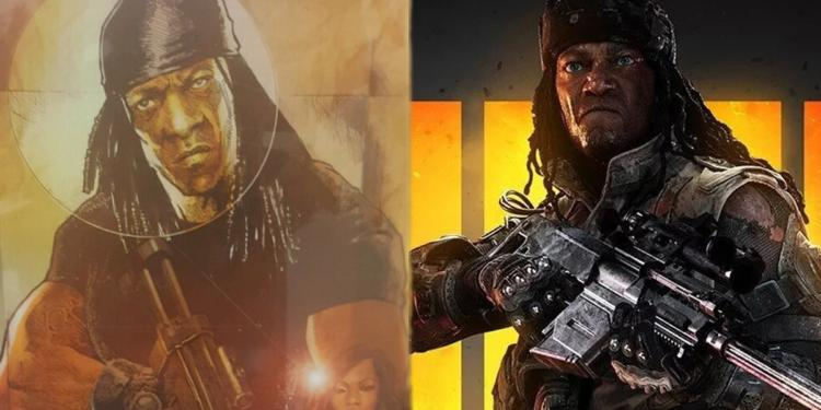 Activision Booker T