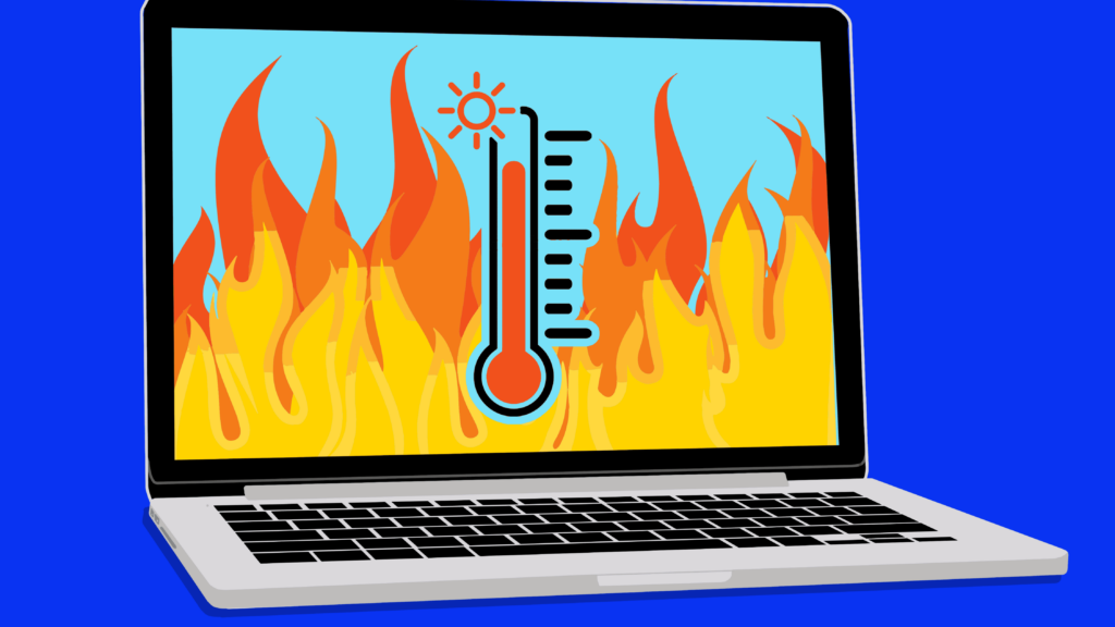 Check Laptop Tempertature