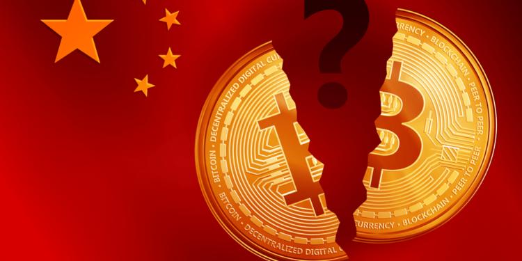 China Bitcoin Ban